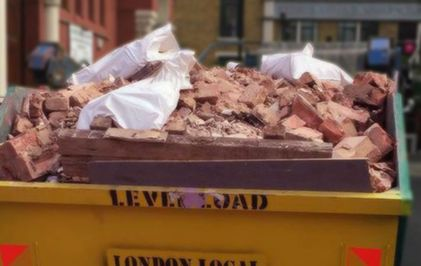 Private domestic skip hire